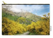 Springtime In New Zealand Carry-all Pouch