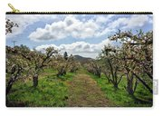 Springtime In The Apple Grove Carry-all Pouch