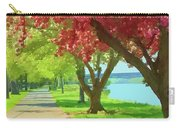 Springtime In The Park Carry-all Pouch
