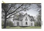 Springtime Ledge Homestead-bicolor Carry-all Pouch