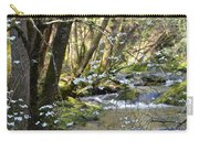 Springtime Stream In The Smokies Carry-all Pouch
