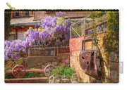 Springtime Wisteria In Old Bisbee Carry-all Pouch