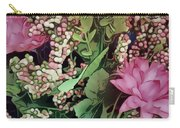 Springtime With Flowers Carry-all Pouch