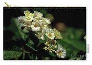 Sprinkles On Lantana Flower Carry-all Pouch