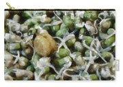 Sprouts And Other Healthy Food Carry-all Pouch
