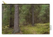 Spruce Forest  Carry-all Pouch