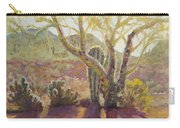 Spur Cross, April Carry-all Pouch