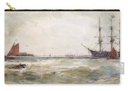 Squally Weather, Portsmouth Carry-all Pouch