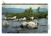 Squam Lake, New Hampshire Carry-all Pouch