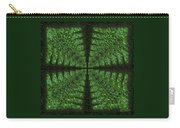 Square Crop Circles Four Carry-all Pouch