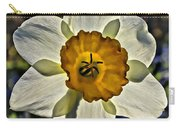 Square Daffydowndilly Carry-all Pouch