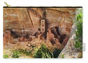 Square Tower Overlook - Alcove Dwellers Carry-all Pouch