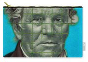 Squared Senator Detail Carry-all Pouch