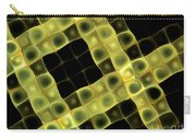 Squares In Abstract Carry-all Pouch