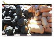 Squash At Market Carry-all Pouch