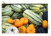 Squash Harvest Carry-all Pouch by Will Borden