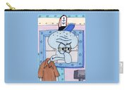 Squidward Carry-all Pouch
