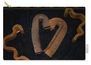 Squiggle Heart Carry-all Pouch
