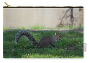 Squirrel At A Stand Still Carry-all Pouch