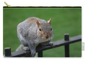 Squirrel Watching Carry-all Pouch