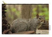 Squirrel With Anchor Carry-all Pouch