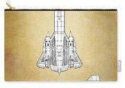 Sr-71 Blackbird Carry-all Pouch