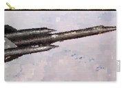 Sr-71 Reconnaissance  Carry-all Pouch