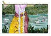 The Divine Flute Player, Sri Krishna Carry-all Pouch