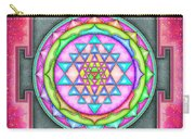 Sri Yantra - Artwork 7.2 Carry-all Pouch