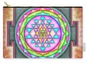 Sri Yantra - Artwork 7.3 Carry-all Pouch
