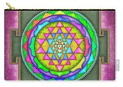 Sri Yantra - Artwork 7.5 Carry-all Pouch