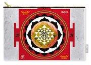 Sri Yantra Magic Carry-all Pouch
