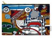 Ss Studebaker Carry-all Pouch by Rojax Art