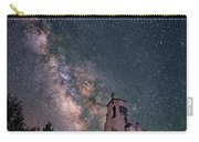 St. Aloysius Church Ruin Under The Stars Carry-all Pouch
