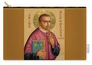 St. Alphonsus Liguori - Jcalp Carry-all Pouch