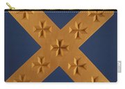 St. Andrew's Cross Carry-all Pouch