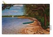 St Andrews State Park Panama City Florida Carry-all Pouch