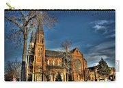 St. Annes Detroit Mi Carry-all Pouch