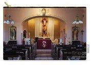 St. Ann's Church Of Tubac Arizona Carry-all Pouch