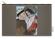 St. Anthony In Amazement Carry-all Pouch