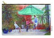 St. Armand's Circle Cafe Scene Carry-all Pouch