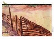 St. Augustine Beach Carry-all Pouch