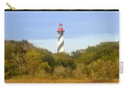 St. Augustine Light House Carry-all Pouch