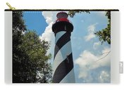 St. Augustine Lighthouse Carry-all Pouch