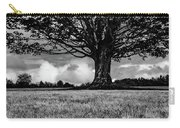 St. Benedict Abbey Single Tree In Summer Carry-all Pouch