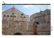St Catherine Church Carry-all Pouch