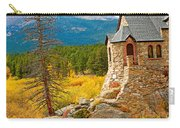 St. Catherine's Church In Autumn Carry-all Pouch