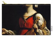 St Cecilia 1606 Carry-all Pouch