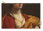 St Cecilia Carry-all Pouch