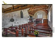 St Celynnin Church  Interior Carry-all Pouch